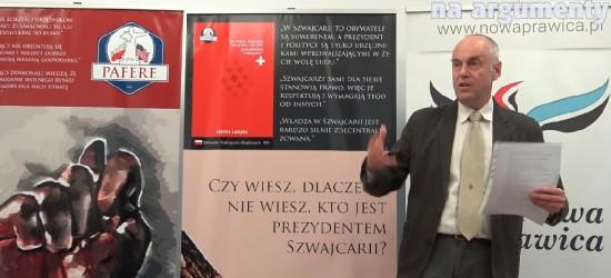 Jan Wojciech Kubań: Czy możemy być drugą Szwajcarią?